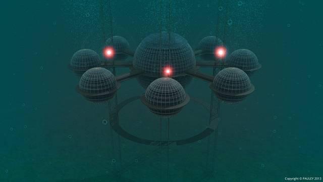 Pauleyova vize se zaměřuje na rozvoj soběstačného života pod vodou