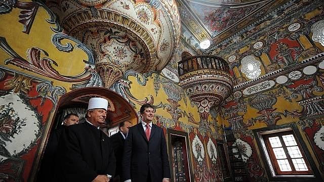 Nejkrásnější mešity Balkánu