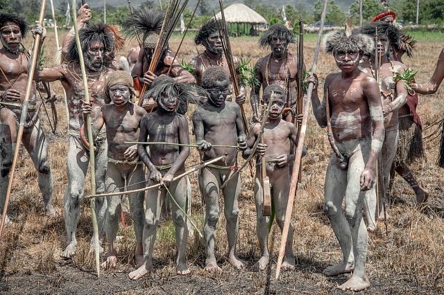 Kmen si zachovává mnohé ze svých tradic dodnes