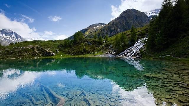 Graubünden: Země v srdci Alp