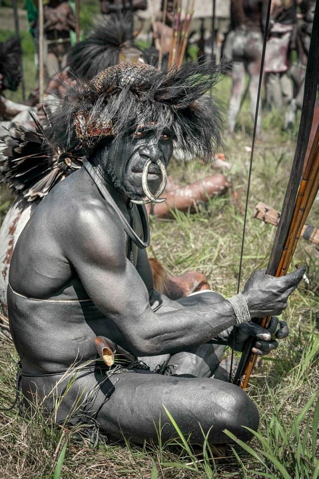Kmen skanibalskými rituály v90. letech vdůsledku globalizace přestal