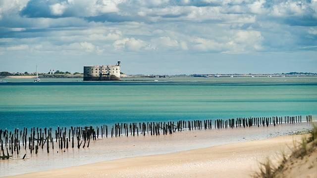 Pevnost byla velmi strategickým bodem na pobřeží.