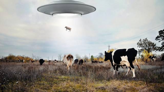 UFO a mimozemšťani jsou moderním paranormálním jevem 20. století.