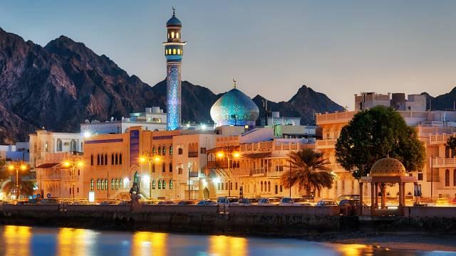 Maskat, Omán