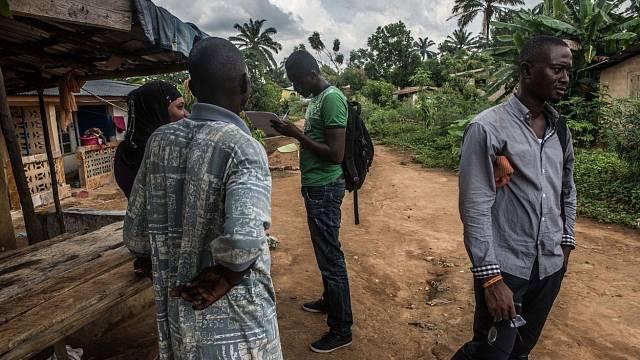 Ebola v Sierra Leone.
