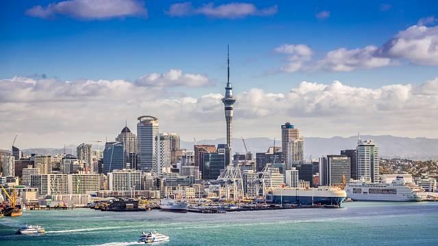 Aucklend, Nový Zéland