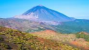 Sopka Pico de Teide