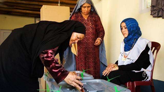 Volby v Afghánistánu v roce 2009