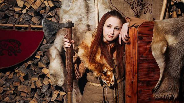 Vikingský čarodějka