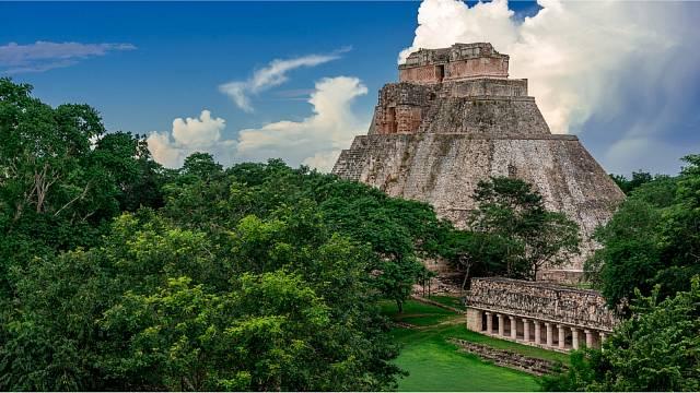 Starověké mayské město, Uxmal