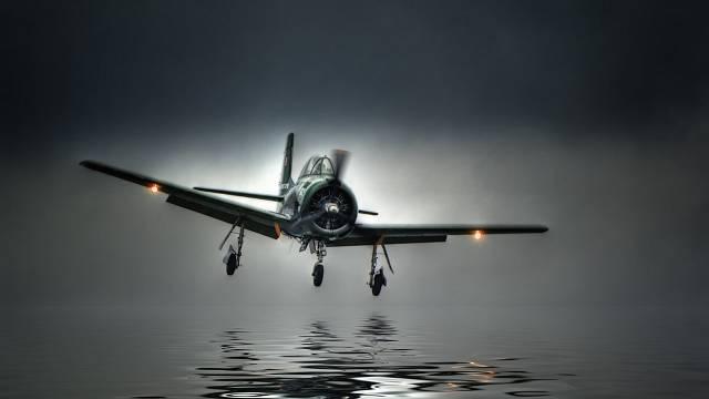 Každý pilot musí umět nouzově přistát