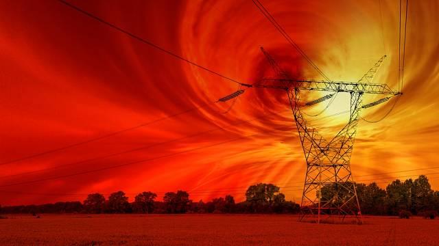 Největší magnetická bouře, která takto postihla naší Zemi, se udála roku 1859 a způsobila naprostý chaos v telegrafním spojení po celém světě.