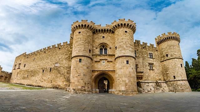 Palác velmistra