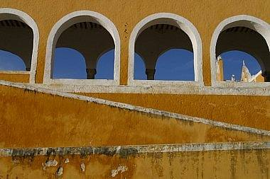 Izamal, the yellow city