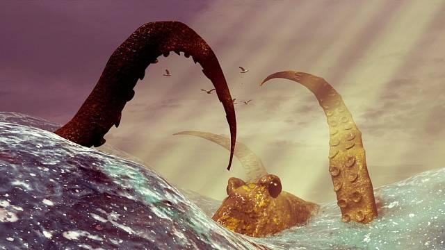 Je to až k neuvěření, ale do 21. století se nepodařilo krakatici vyfotografovat nebo nafilmovat