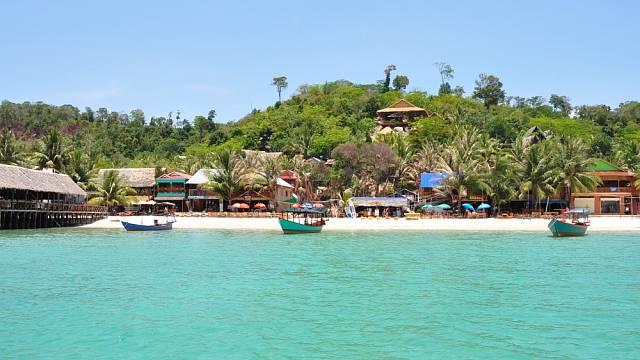 Koh Rong, ostrovní ráj v Kambodži
