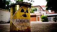Radioaktivní oblasti ve světě