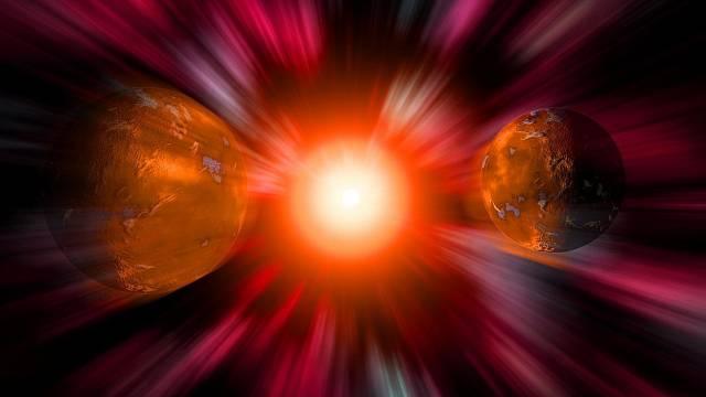 Erupce na Slunci jsou poměrně obvyklým jevem.