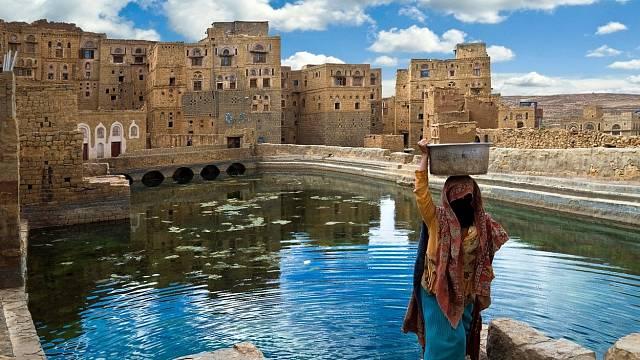 Jemenské ženy trpí hladomorem a nulovým přístupem k lékařské péči
