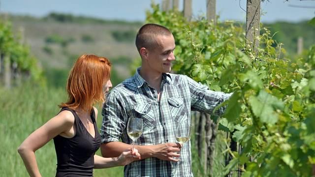 Málokdo ví, že kromě vína se ve Znojmě bohatství skrývá pod zemí