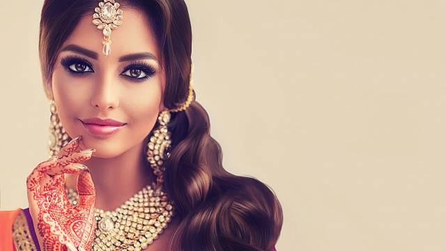 Indické ženy jsou pro muže tajemné