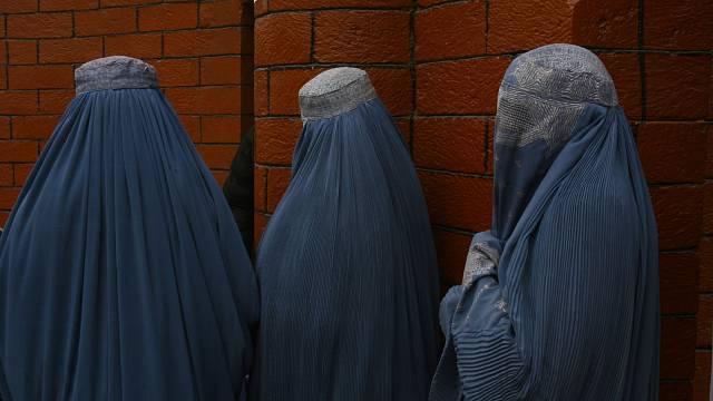Ženy v Afghánistánu mají krušný život