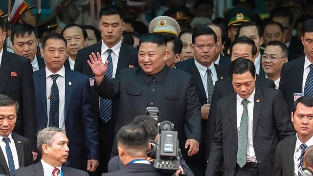 Bodyguardi Kim Čong-una