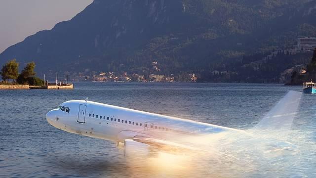 Letadlo může letět i bez výkonu motoru, proto je velká pravděpodobnost, že vpodobné situaci vše dobře dopadne.