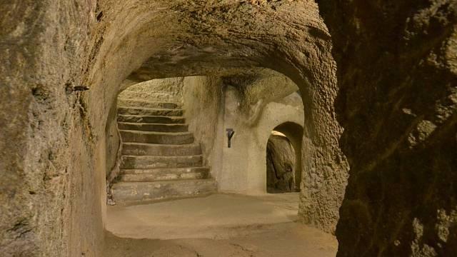 Znojemské podzemí je největším v Evropě