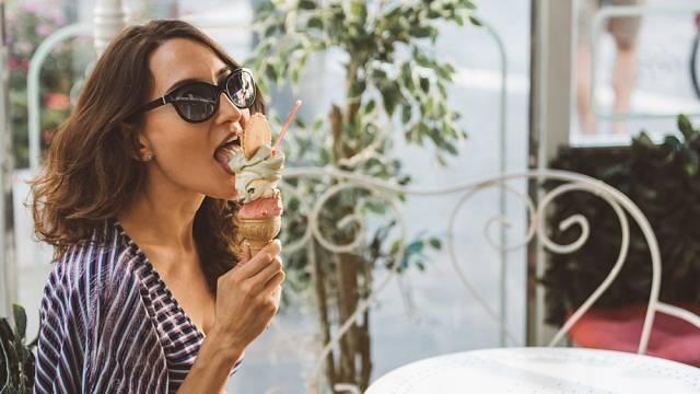 Pokud si v Trapani koupíte zmrzlinu, sníst si ji můžete pouze v cukrárně nebo doma.