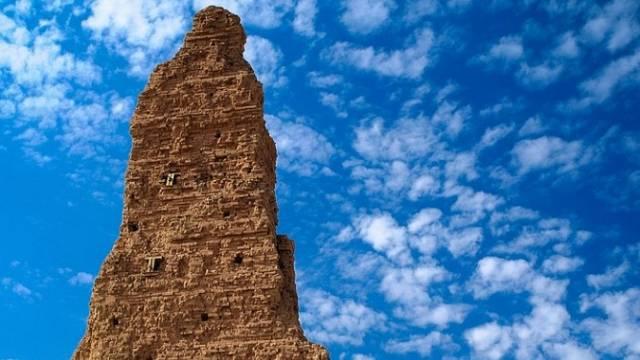 Ziggurat Birs Nimrud, hora Borsippa v Iráku