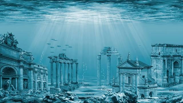Co byla bájná Atlantida