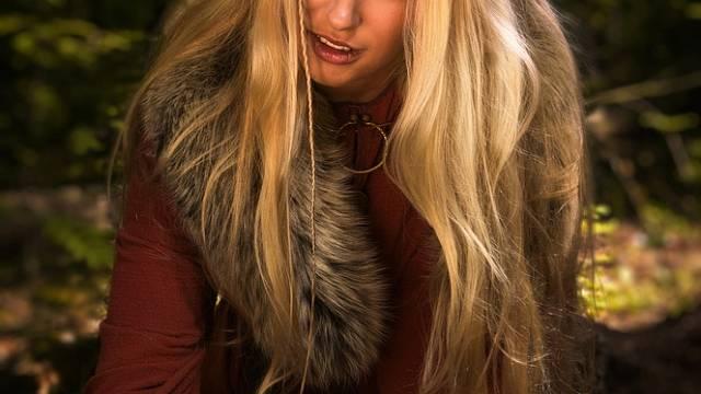 Vikingská čarodějnice