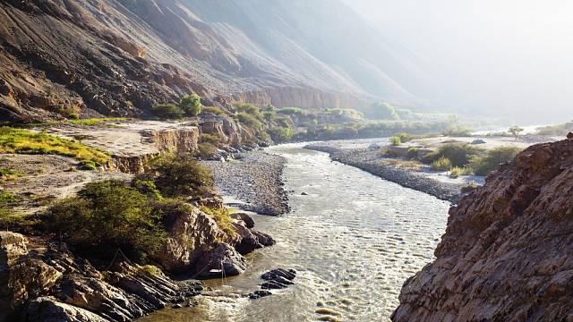 Peruánská údolí jsou pověstná svou krásou