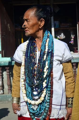 Kmen Apatani