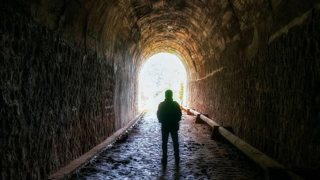 Starověký tunel