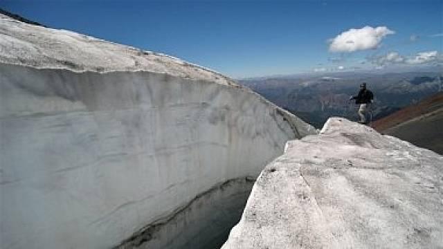 Za vulkány Chile (II.): Trhliny a krátery Volcánu de Chillán