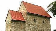 Jediný zachovaný velkomoravský kostel na světě je skutečným unikátem