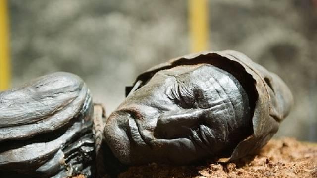 Jaký byl příběh slavné mumie?