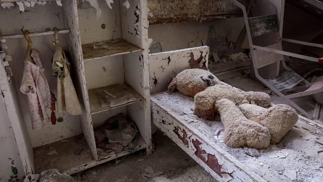 Jakou část Česka zasáhl radioaktivní spad z Černobylu