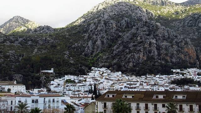 Bílá značí čistotu: Ubrique, Španělsko.
