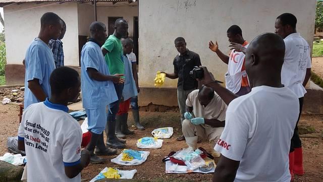 V Sierra Leone udeřila ebola nebývalou silou.