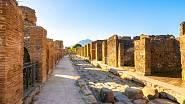 Šestnáct století bylo starořímské město Pompeje považováno za ztracené