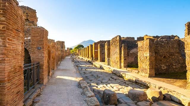 Jak vypadala zkáza Pompejí
