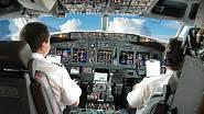 Sledování a monitorování přístrojů po dobu celého letu je nezbytnost.