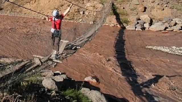 Za vulkány Chile (V.): Cerro Alto del Padre – ve stopách dinosaurů