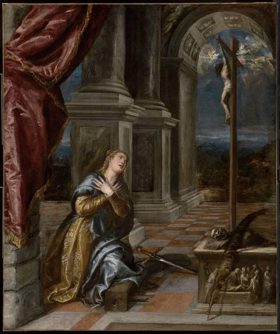 Svatá Kateřina Alexandrijská