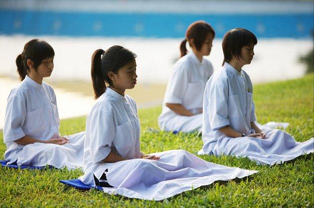 Thajské dívky
