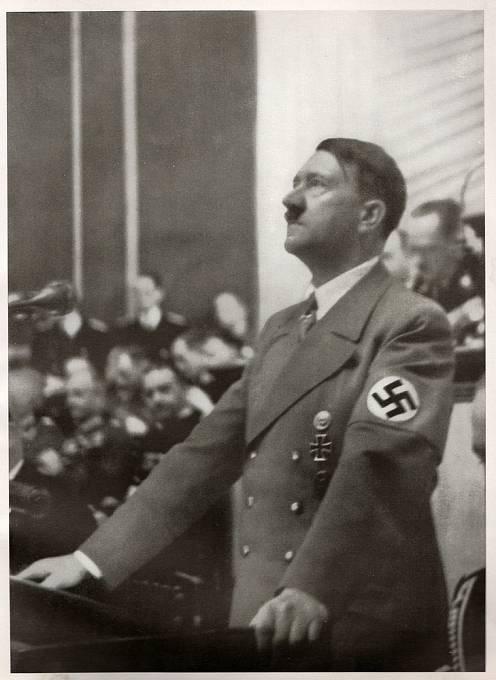 Hitler by jako umělec býval neprorazil.
