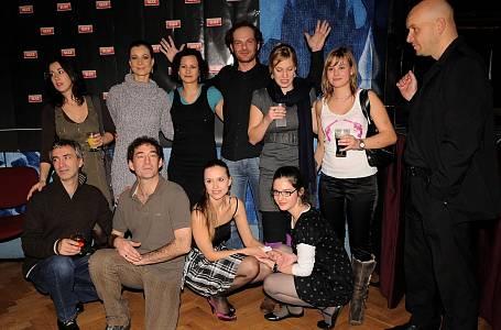 Herci ze seriálu Ulice